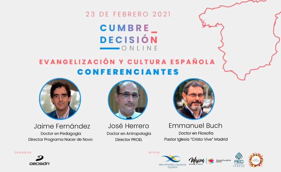 Cartel Cumbre Decision 2021